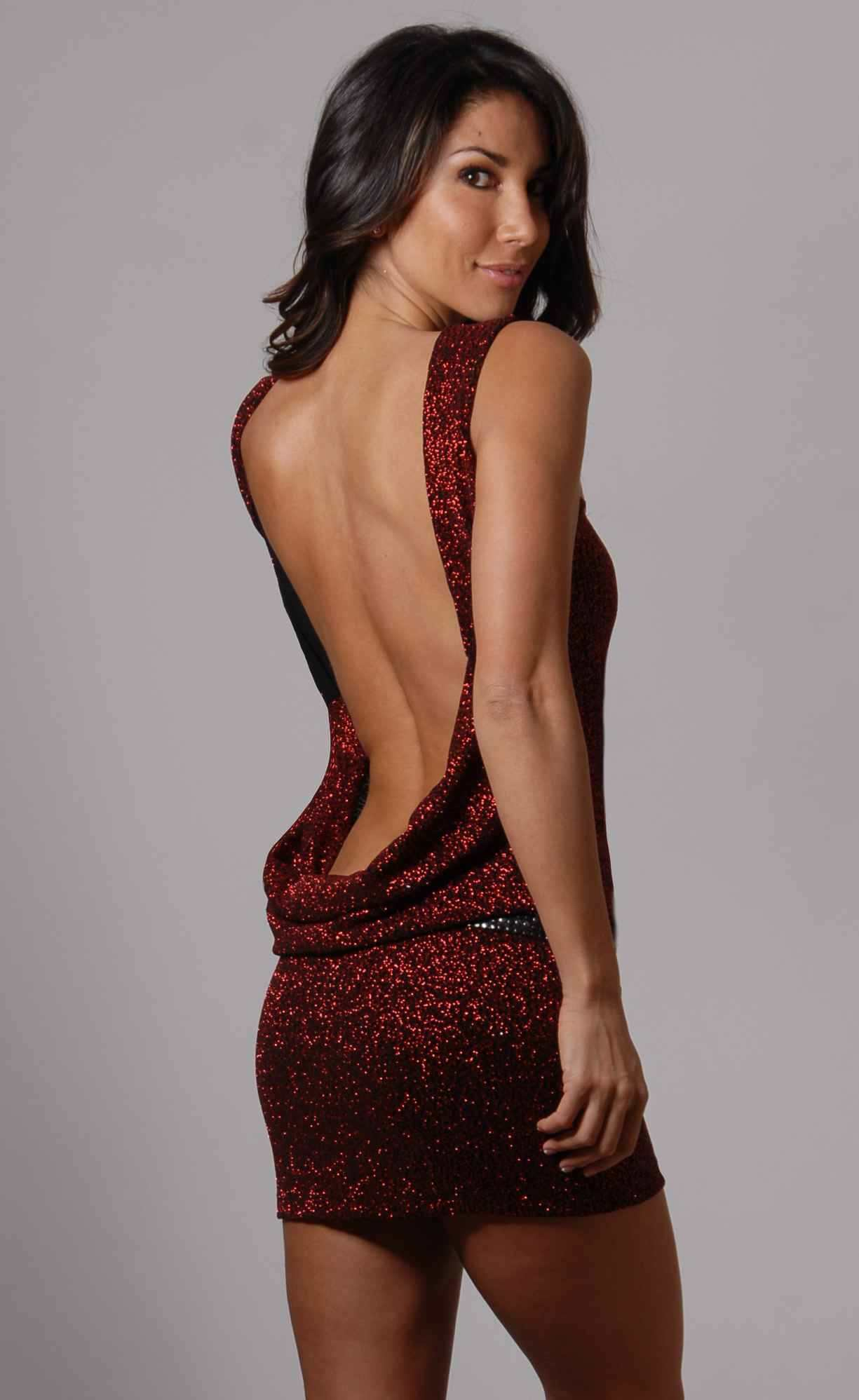 Hot Backless Dresses