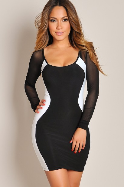 Black Club Dresses
