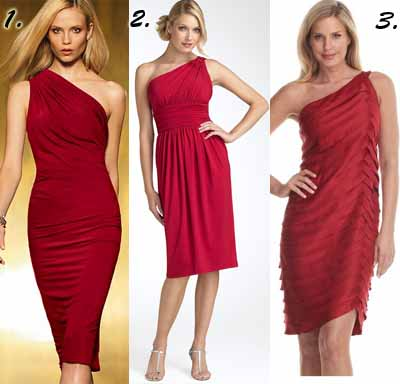 Red Dress For Less