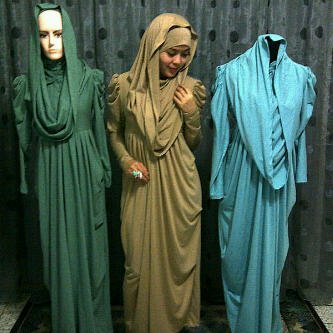 Interesting Dress Islamic Women
