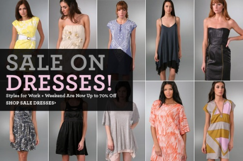 Unbelievable Dress Sale