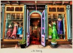 Colorful Dress Shop