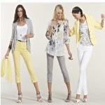 Yellow Ladies Clothing