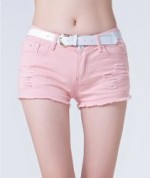 Pink Ladies Shorts