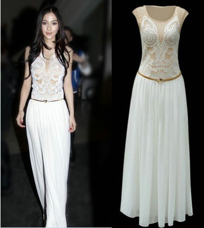 Enticing Long Dresses For Women