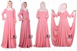 Pink Online Muslim Women Clothing