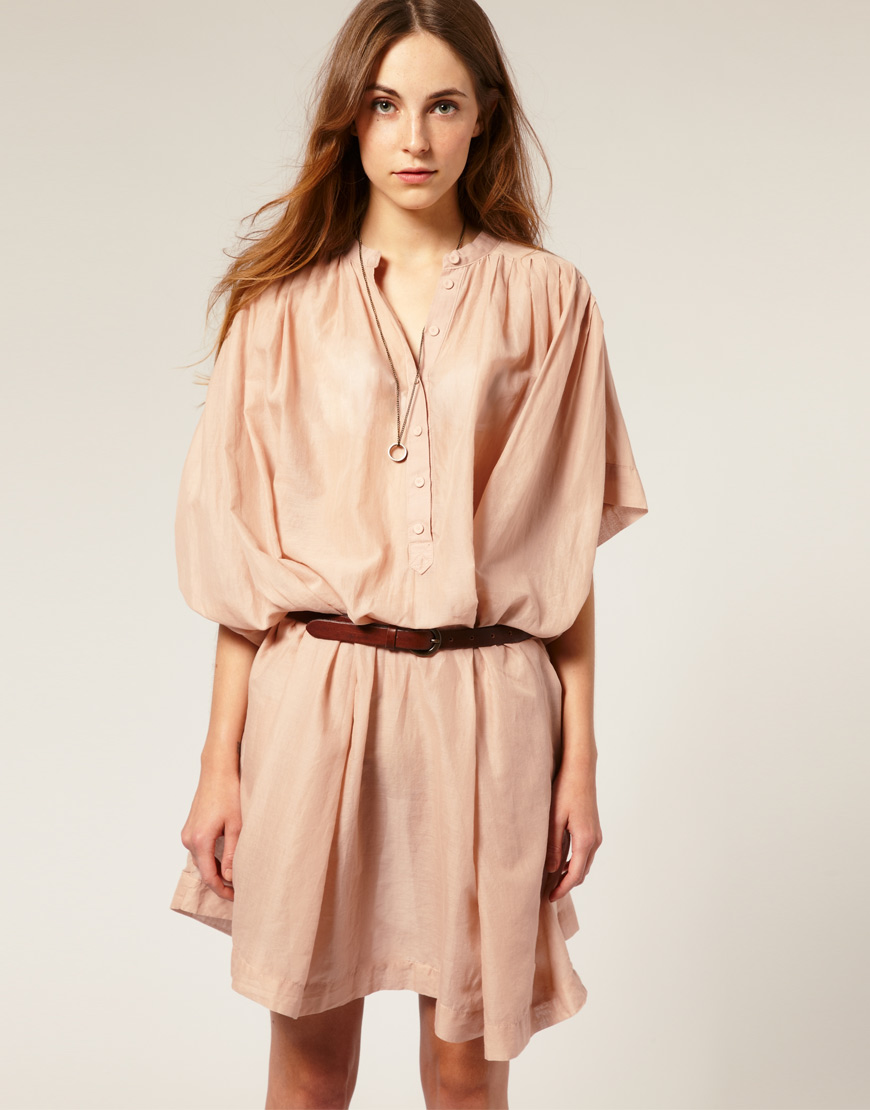 Comfy Shirt Dress