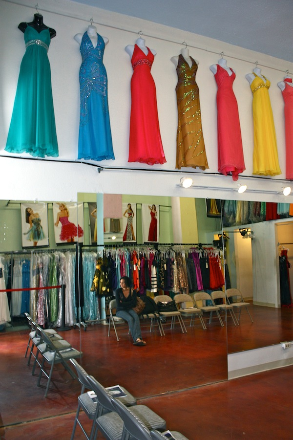 Colorful Shop Dresses