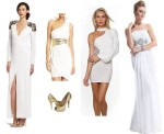 Various White Dresses For Women