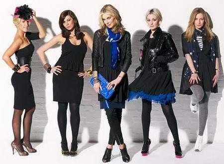 Black Blue Women Clothing Online