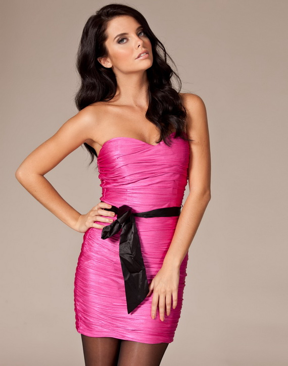 Pink Women Dress For Party