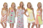 Various Womens Easter Dresses
