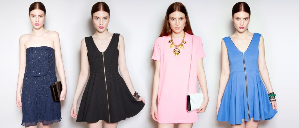 Black Pink Womens Fashion Clothes Online