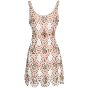 Fish Scale Womens Online Dresses