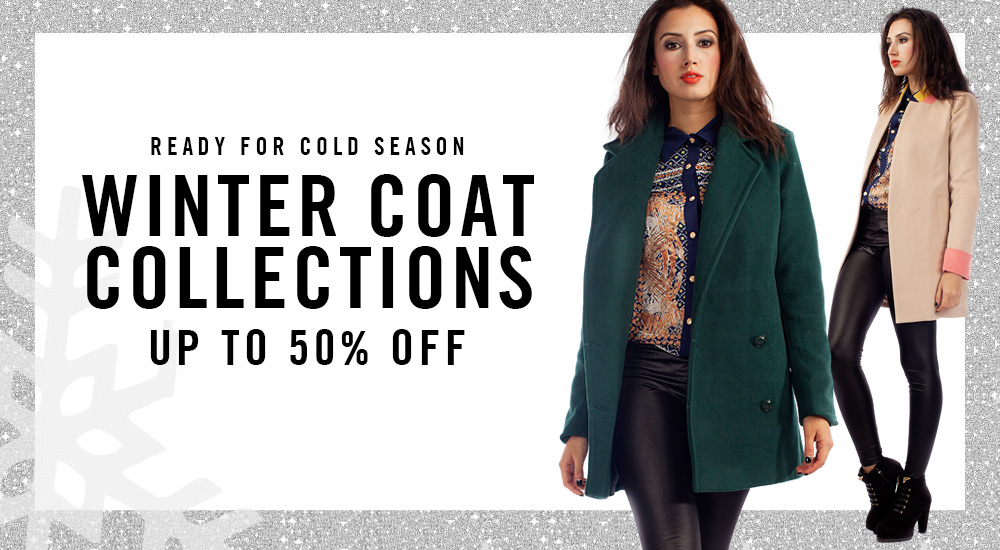 Winter Womens Clothing Online