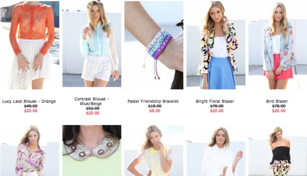 Wow Clothing Stores Online