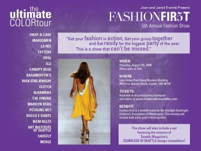 Ultimate Fashion First