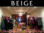 Beige Ladies Fashion Stores